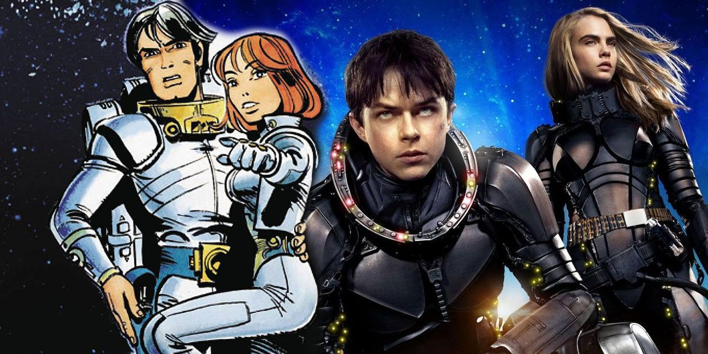 the valerian