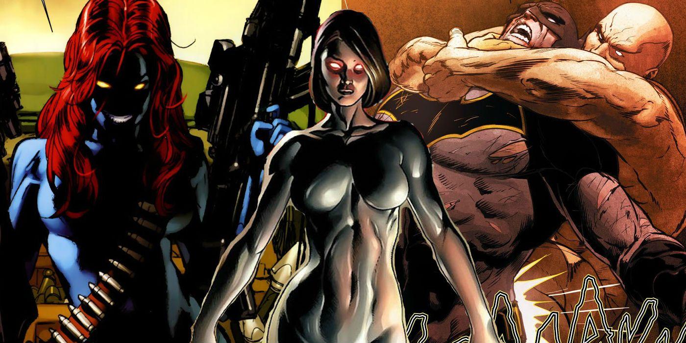 Naked superhero cartoons opinion