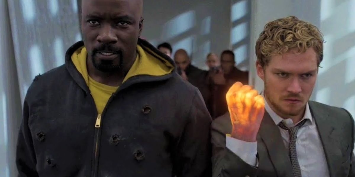 Luke Cage, Iron Fist Rights May Revert Back to Marvel in October