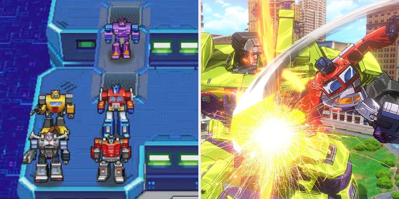 Transformers Games Ranked | CBR
