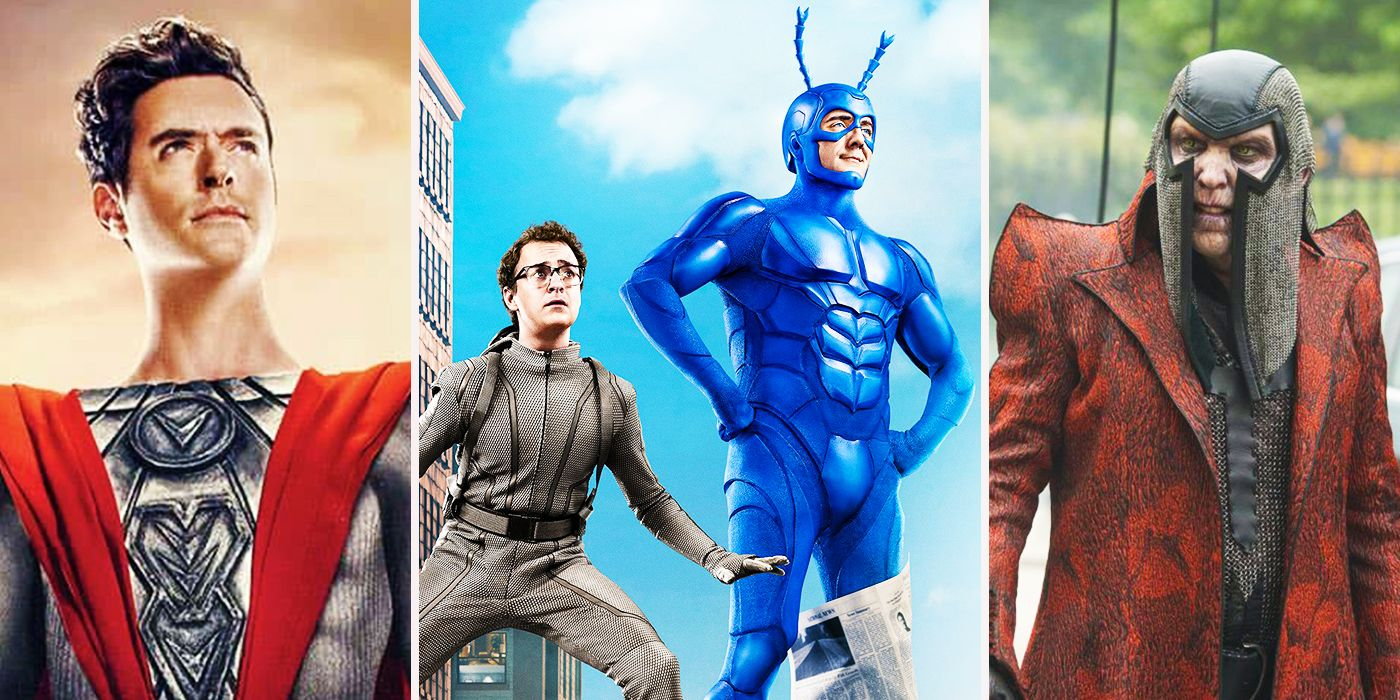 What Worked And Didnt In Amazon Primes The Tick Cbr