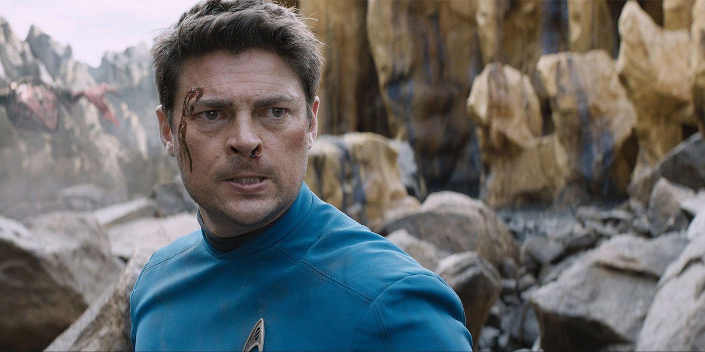 Star Trek: Urban Says Studio Would be 'Insane' to Pass on Tarantino's Film
