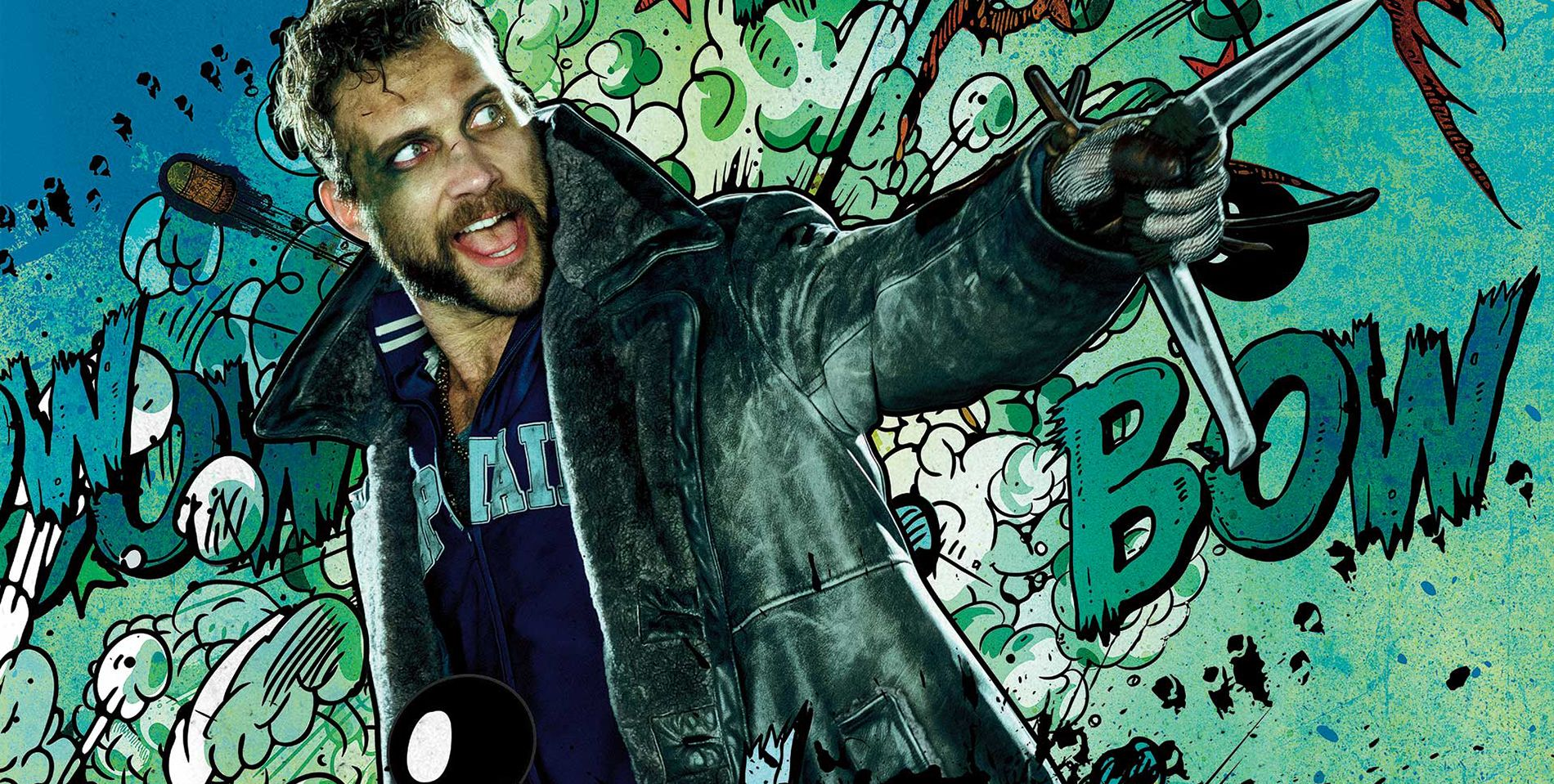 Jai Courtney Talks Returning As Captain Boomerang In The Suicide Squad