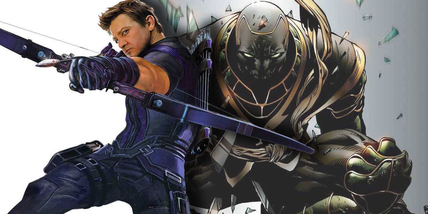 Image result for Hawkeye as Ronin
