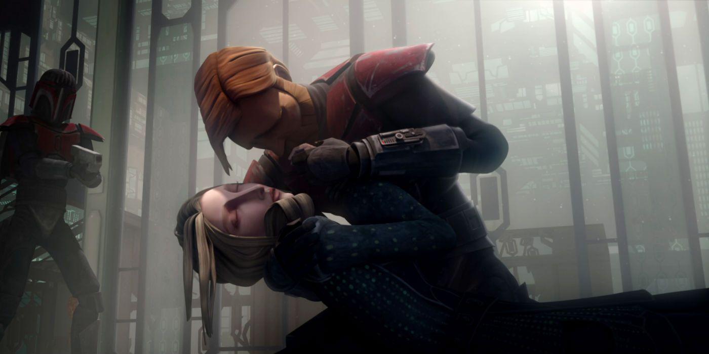 The Clone Wars: How the Death of Duchess Satine Changed Obi-Wan - Flipboard