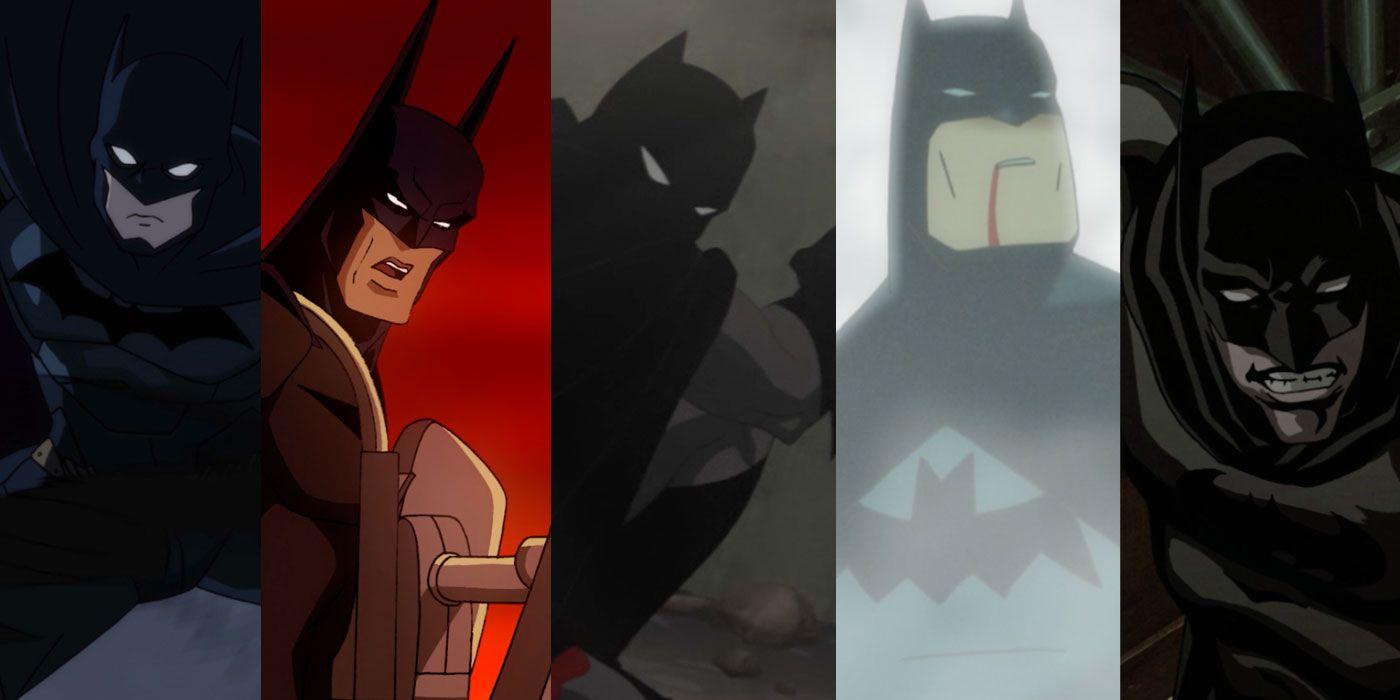 Analyzing Batman: The Animated Series' Dark Knight Returns ...