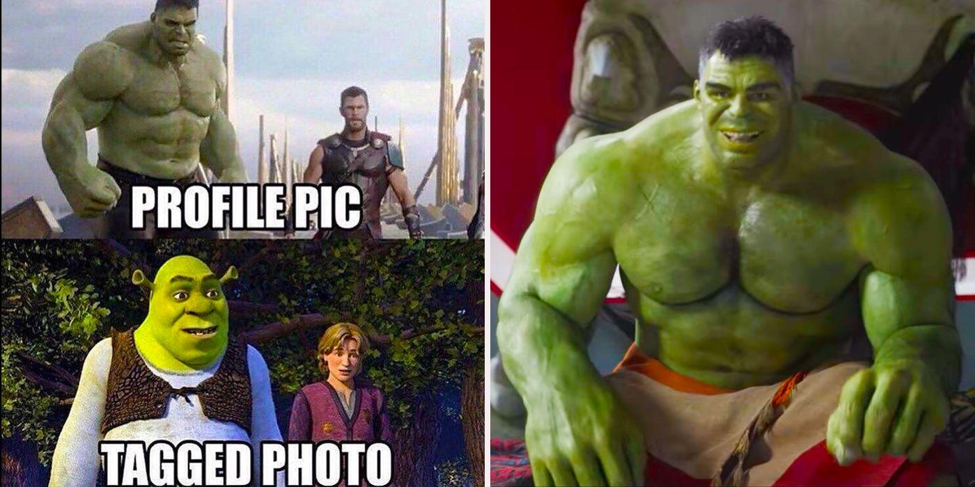 The Funniest Hulk Vs Thor Memes Cbr