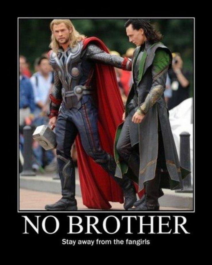 Hilarious Thor Vs Loki Memes | CBR