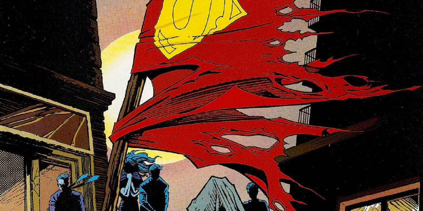 Comics pdf death of superman