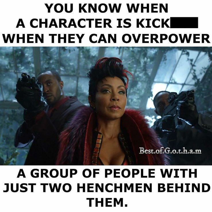 Hilarious Gotham Villain Memes | CBR