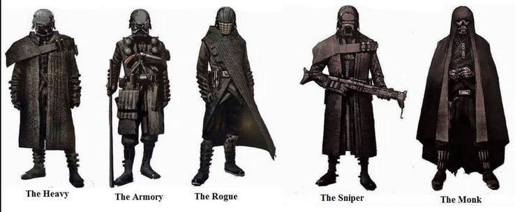 Knights Of Ren Facts And Rumors | CBR