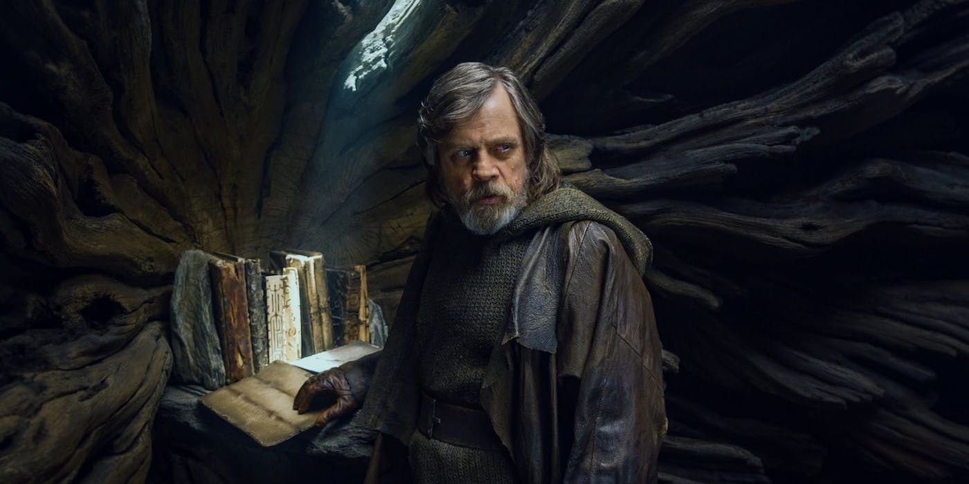 Mark Hamill Eulogizes Luke Ahead of The Rise of Skywalker Release