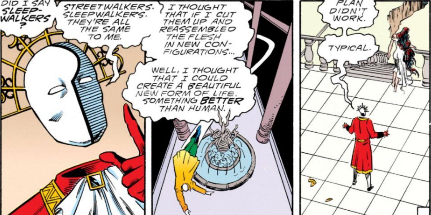 Red Jack da Doom Patrol é inegavelmente assustador (e surpreendentemente preciso de histórias em quadrinhos) 1