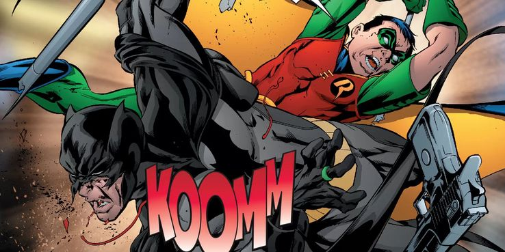 8 Times Batman Destroyed Robin (And 7 Times Robin Actually Won)