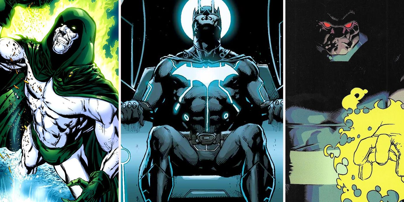 Gods That Batman Has Defeated | CBR