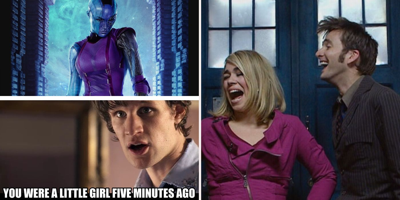 Doctor who memes cbr