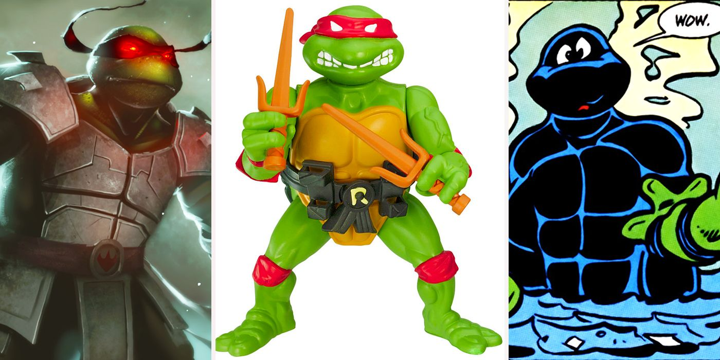 Dark Secrets About Raphael From The Teenage Mutant Ninja Turtles