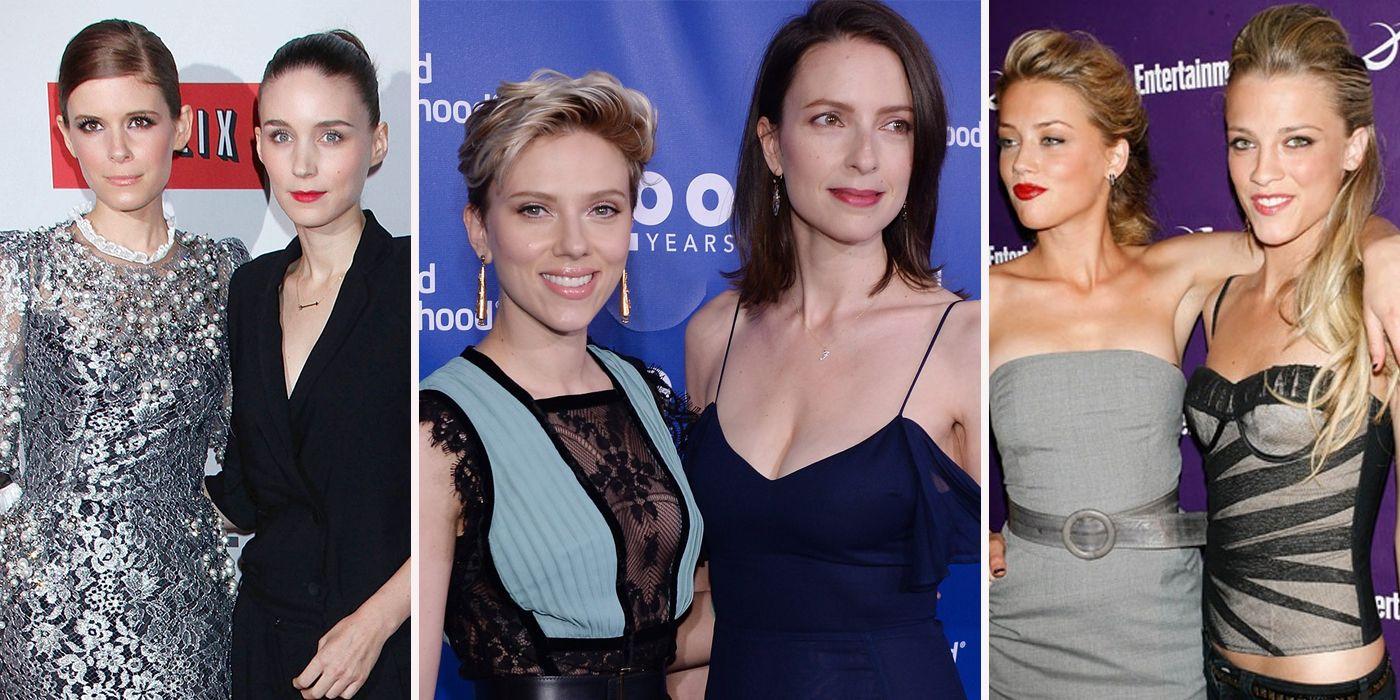 Superhero Actors With More Attractive Siblings