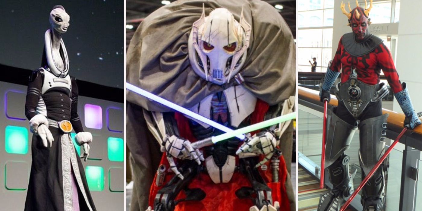 Star Wars Cosplays You Thought Were Impossible Cbr