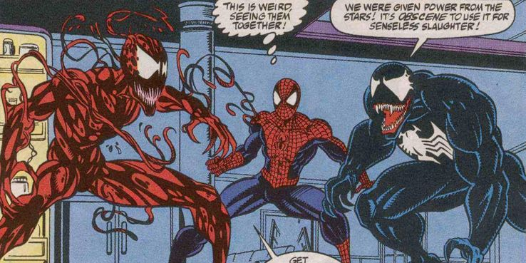 Powers Carnage Has That Venom Does Not Cbr