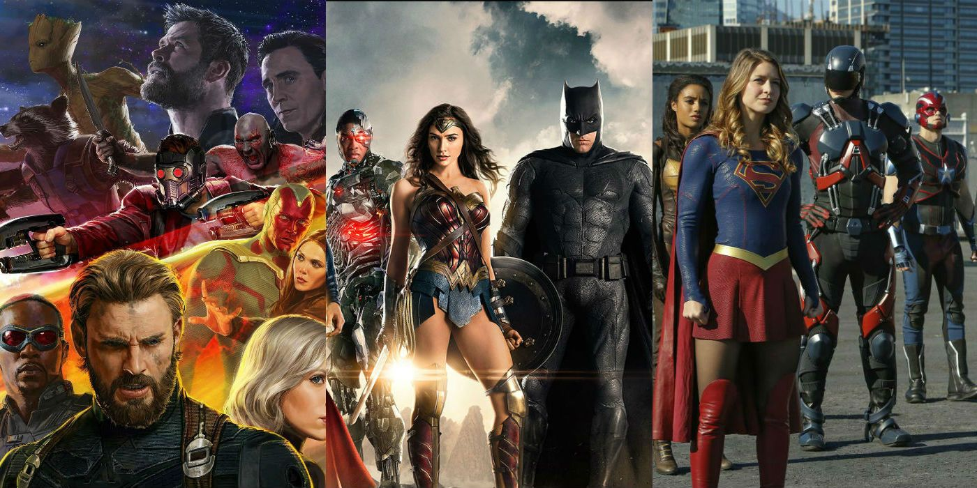 Hollywood Is Nearing Its Superhero Saturation Point | CBR
