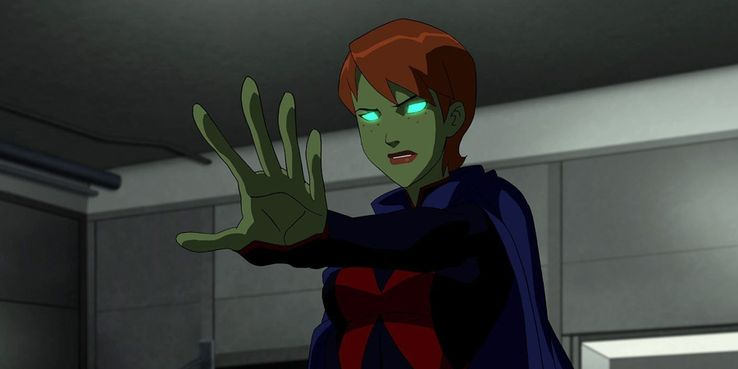 Disgusting Young Justice Facts | CBR