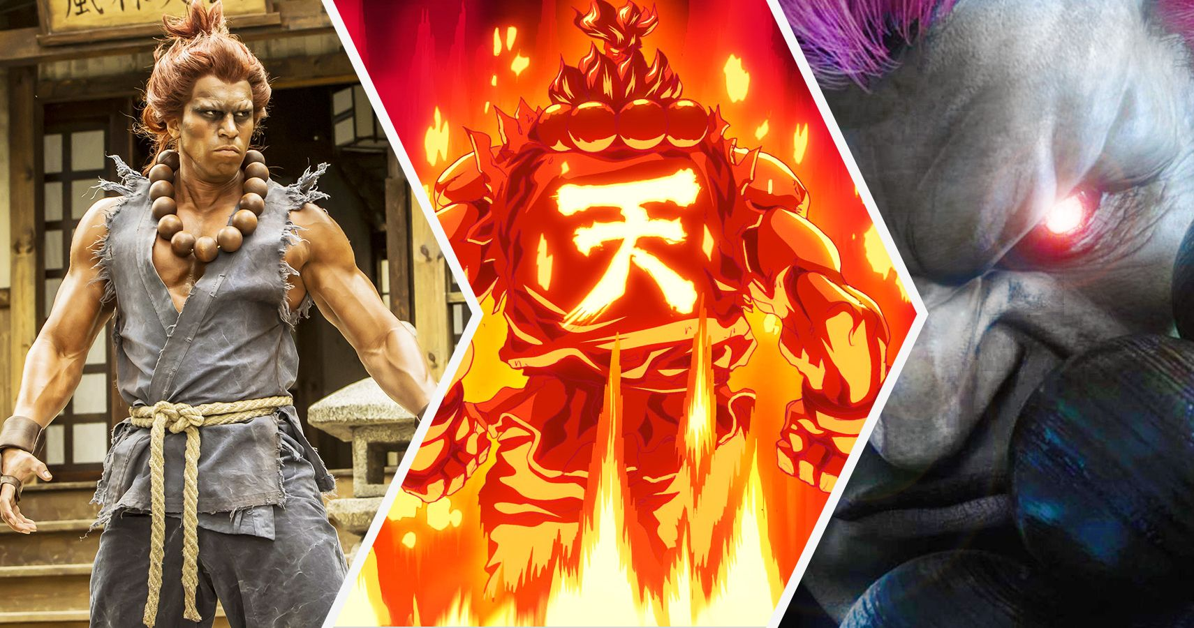 Dark Secrets About Street Fighter S Akuma Cbr