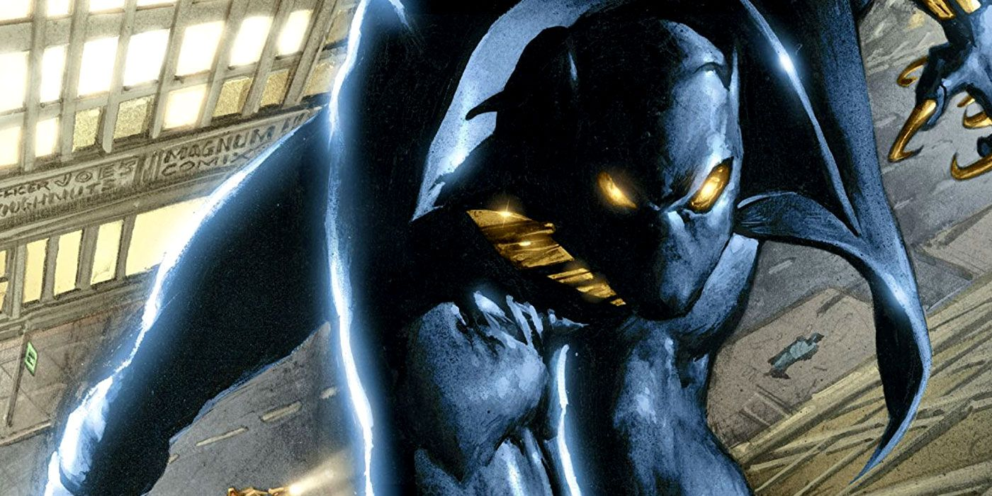 Black Panther Gets a Long-Overdue Upgrade as Avengers Leader