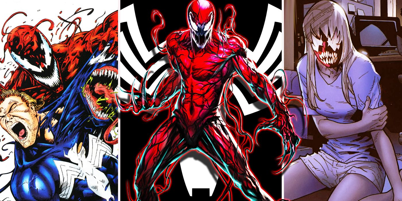 powers carnage has that venom does not | cbr