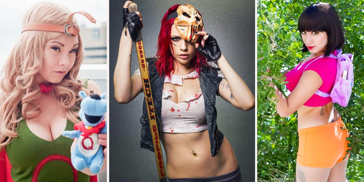 15 Scandalous Nickelodeon Cosplays By Saucy Fans