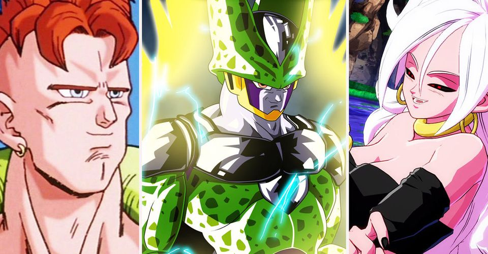 Dragon Ball Androids Ranked Cbr
