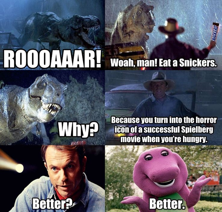 Jurassic Park Memes | CBR