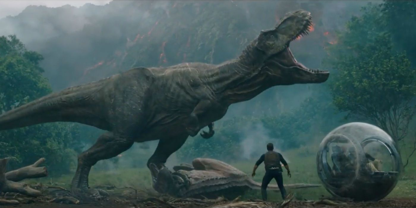 """Jurassic World: The Surviving Dinosaurs Could Live at """"Site B"""""""