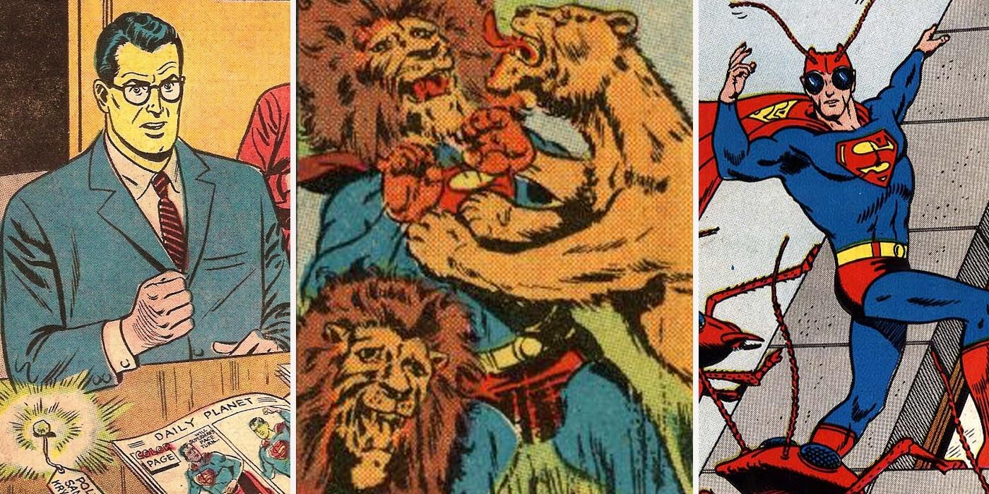 The Most Insane Effects Of Kryptonite Ranked Cbr