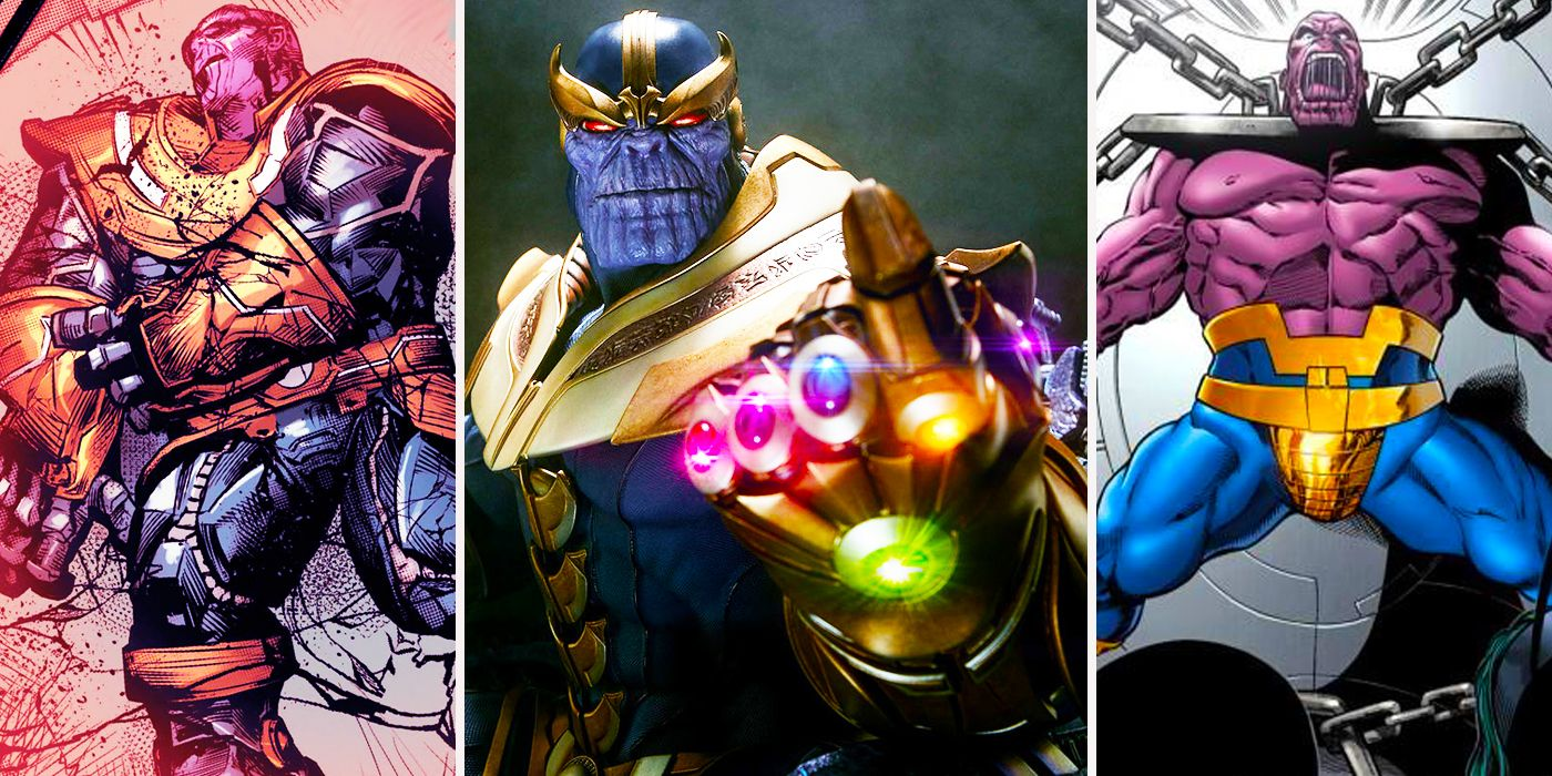 The Most Embarrassing Losses Of Thanos Cbr