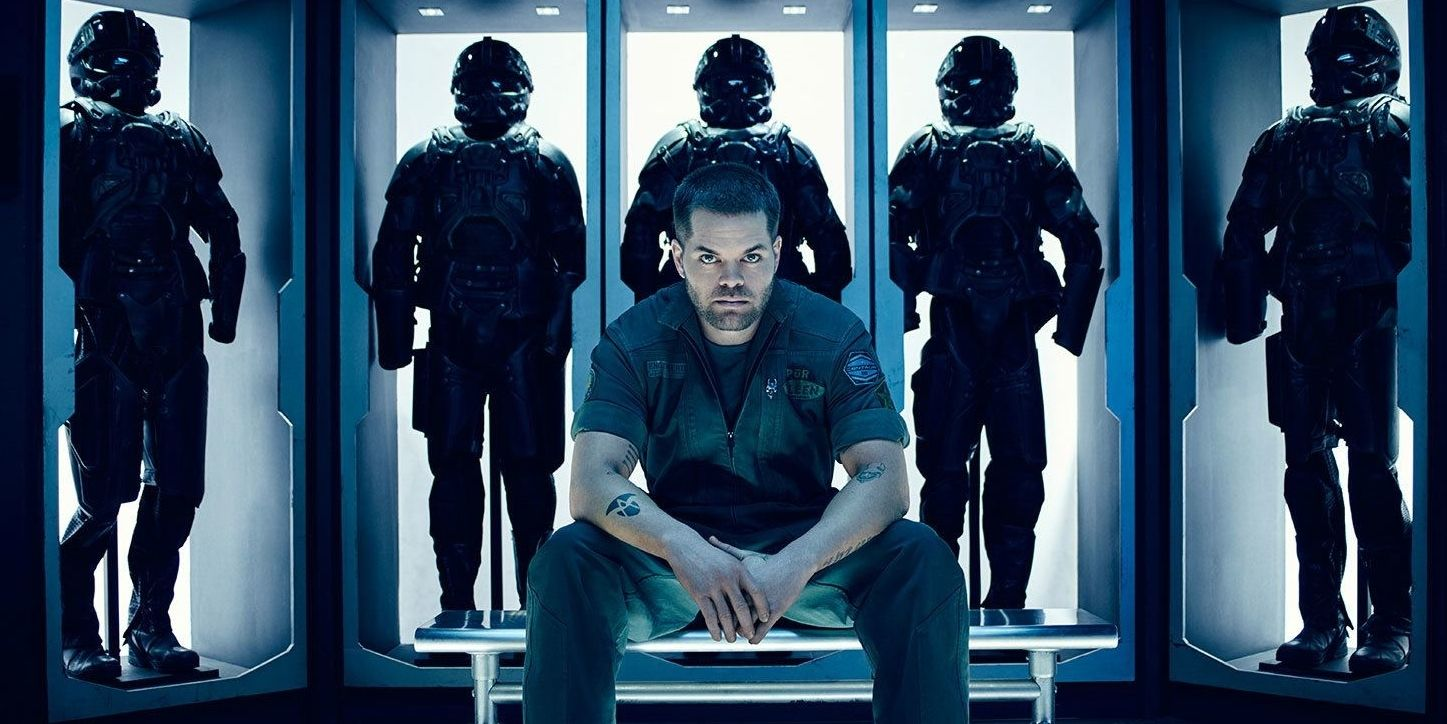 The Expanse: How Wes Chatham Developed His Tough & Traumatized Character