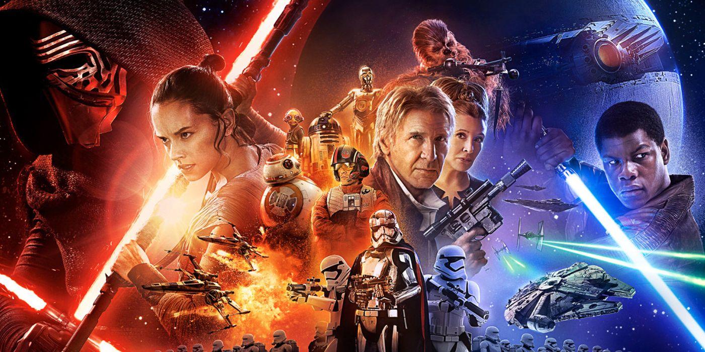 Todos os títulos de filmes de Star Wars classificados do MELHOR até Star Wars: O Retorno Dos Jedi 9