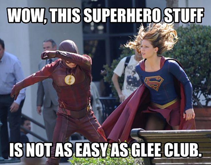 Memes Of Might: 21 Hilariously Dank Supergirl Memes | CBR