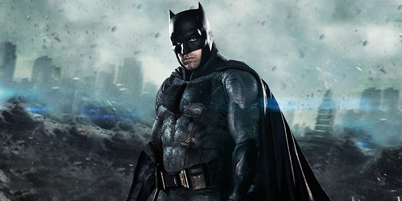 Batman: Why Ben Affleck Had the Best Batman Movie Suits | CBR