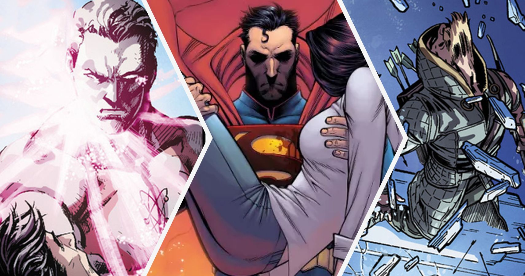The 15 Most Brutal Ways Your Favorite Characters Died In Injustice