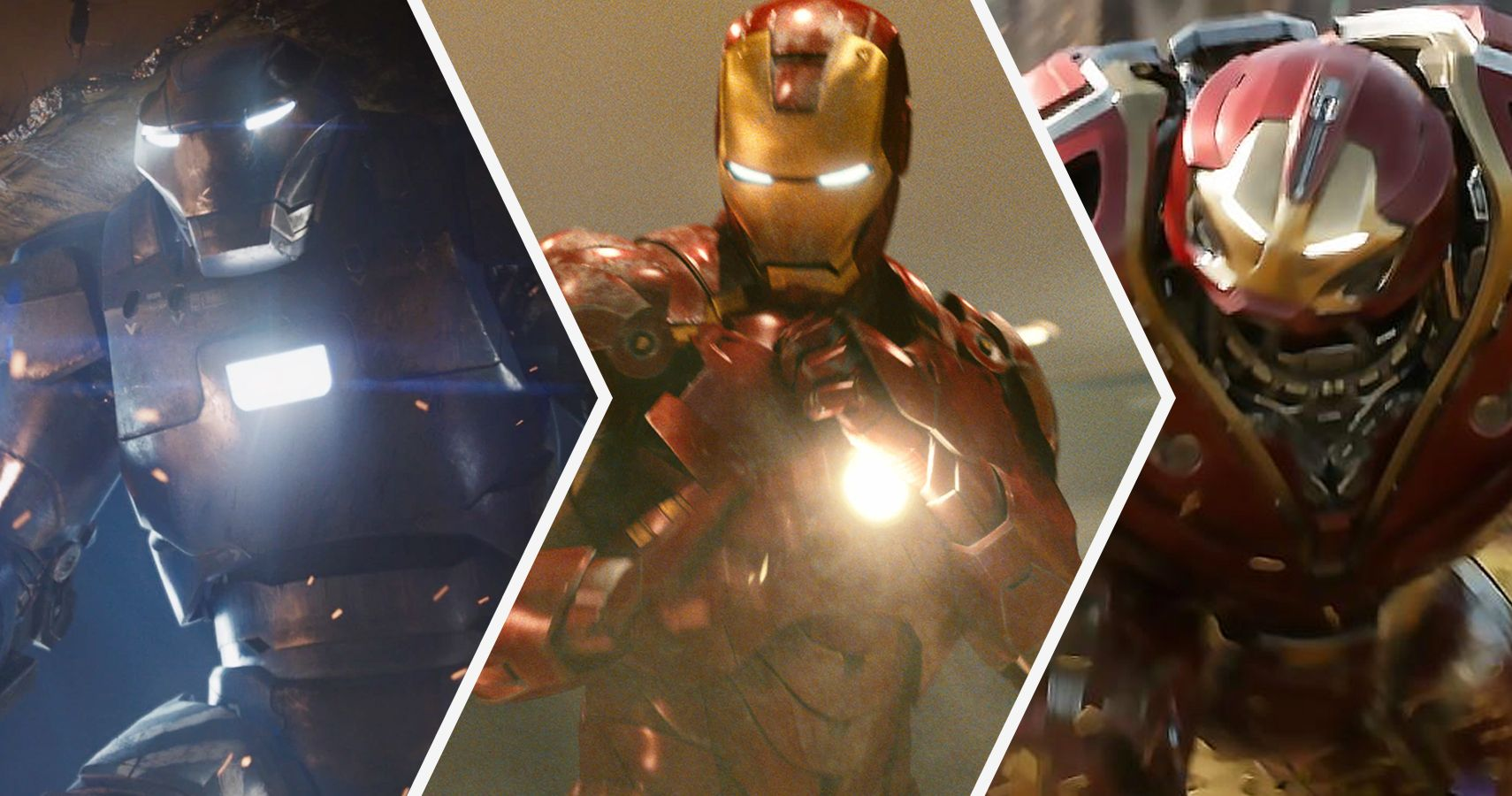 Iron Man Mcu Armors Ranked From Best Looking To Worst Cbr