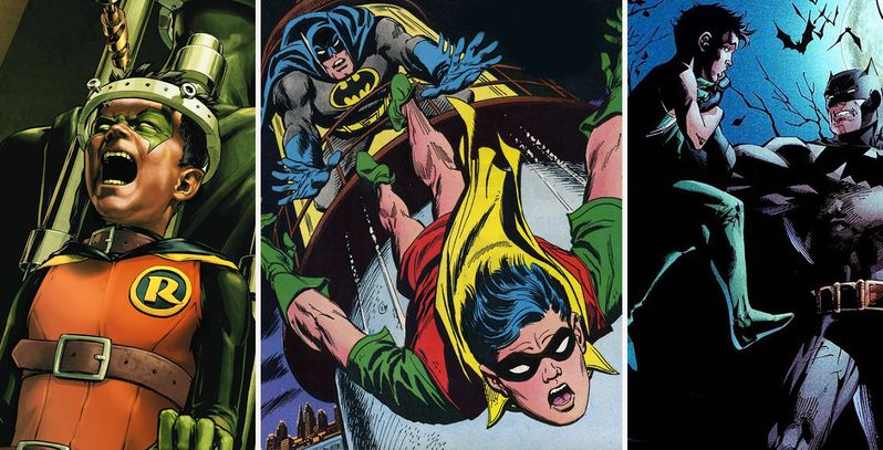 Robin The Cradle: 15 Creepy Rules Batman Makes His Robins Follow