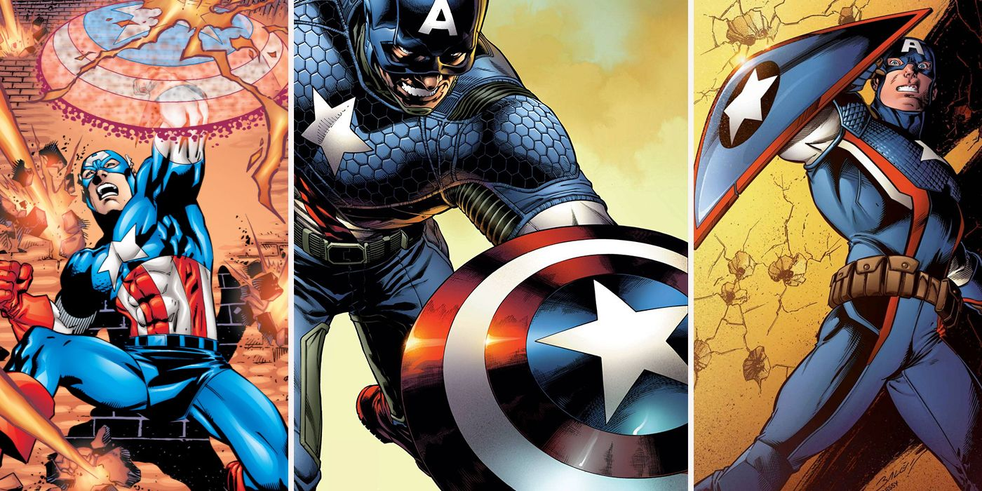 captain america 20 of his shields ranked from worst to best