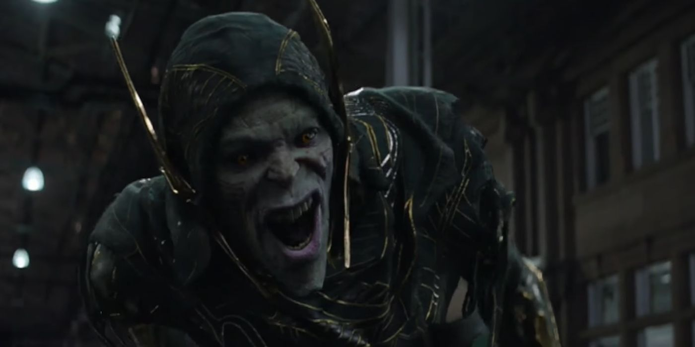 Avengers Endgame: Corvus Glaive Concept Art Reveals a Much Creepier Design