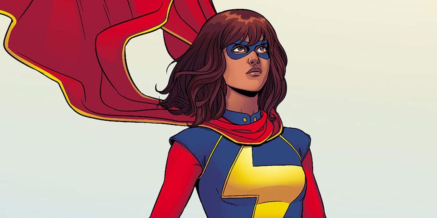 Ms Marvel: Kamala Khan Gets A New Costume This July