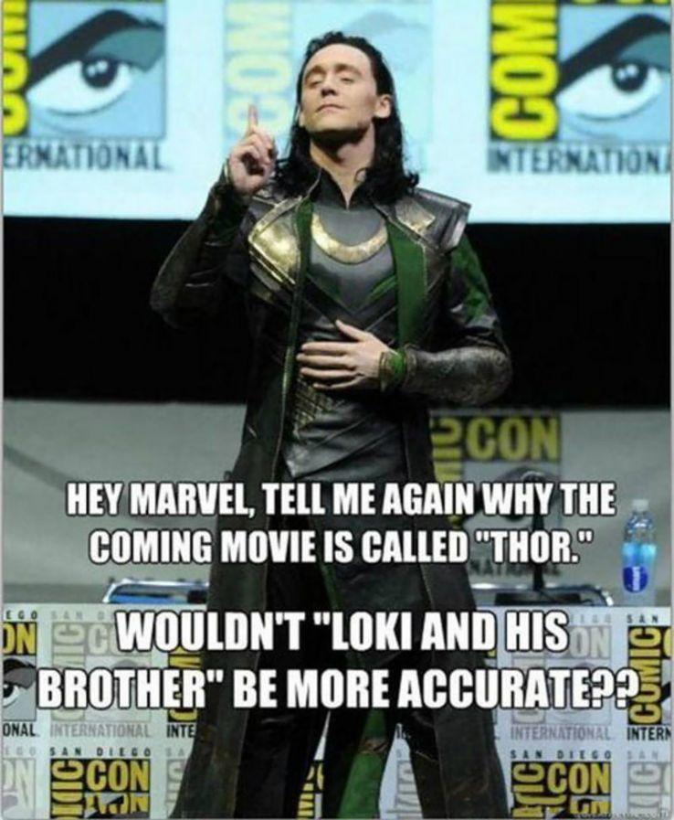 Danknarok: 25 Hilarious Thor Family Memes | CBR