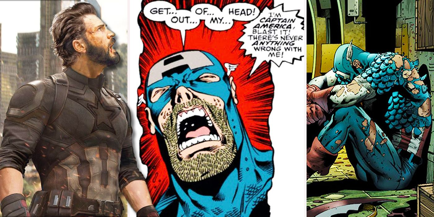 25 reasons captain america is the worst avenger | cbr