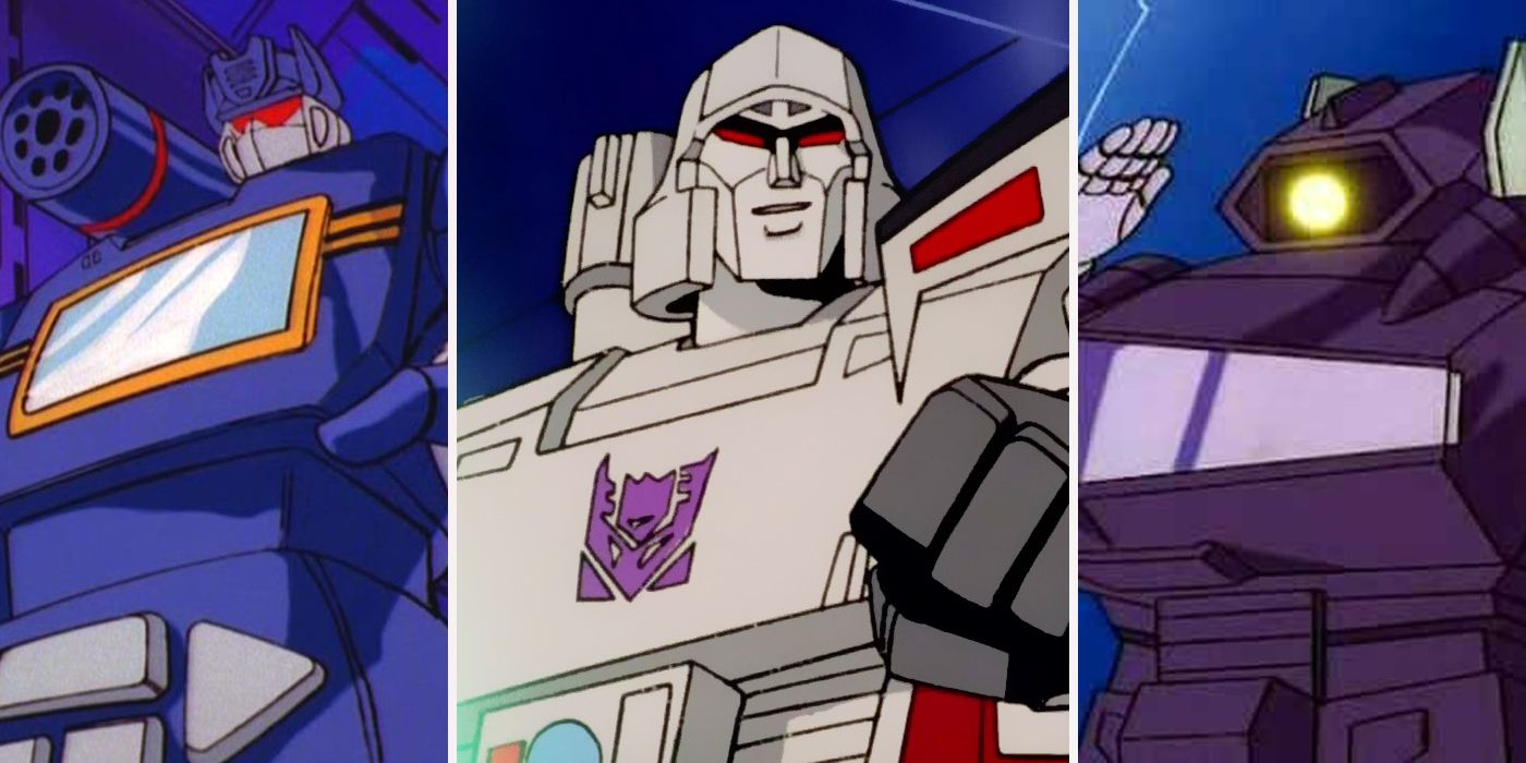 Transformers: 15 Powerful Decepticons, Ranked From Weakest ...