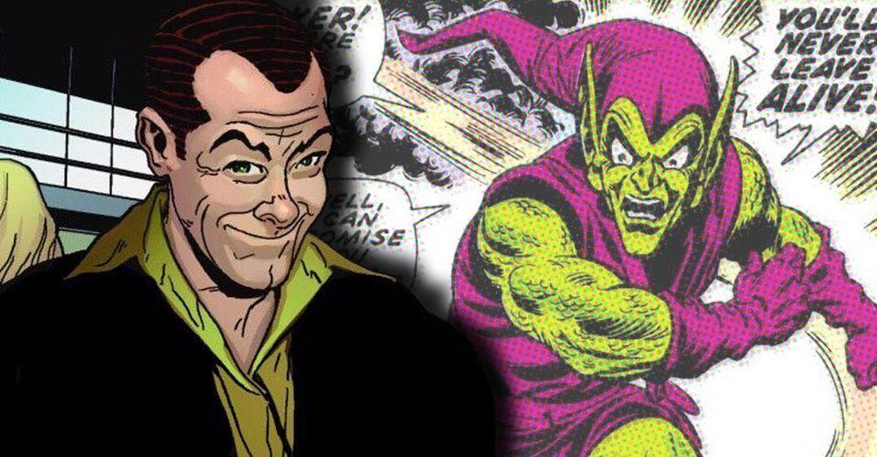 Harry Osborn- Green Goblin - Tragic Spider-Man Villain