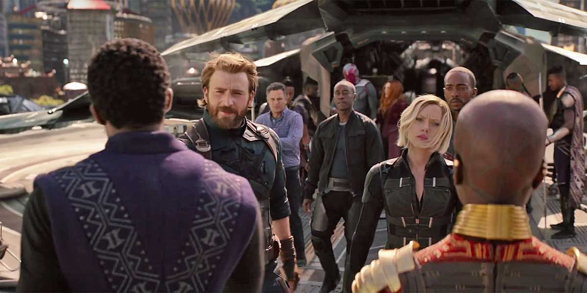 Where Every Avenger Is At the Beginning of Infinity War   CBR